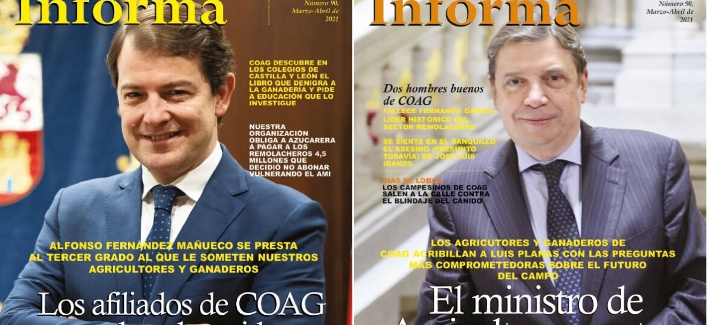 Revista 90 (portadas 1 y 2)