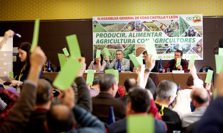 III Asamblea General COAG CASTILLA Y LEÓN