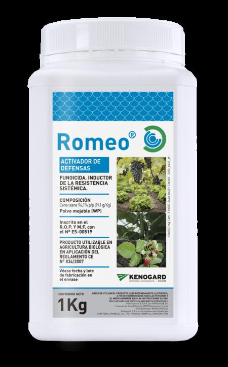 KENOGARD. ¿Quieres comprobar los beneficios de Romeo® en tu viñedo?
